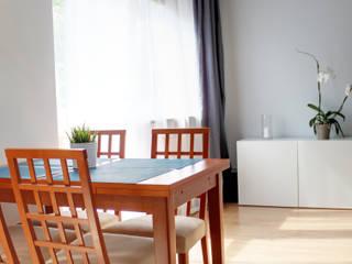 Dining room by Studio projektowe SUZUME