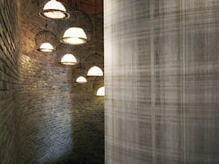 Fabric backed vinyl wallcoverings par Tektura Wallcoverings Industriel