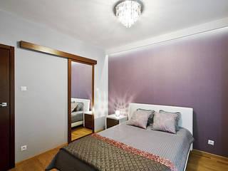 Mieszkanie do wypoczynku Klasyczna sypialnia od ZAWICKA-ID Projektowanie wnętrz Klasyczny