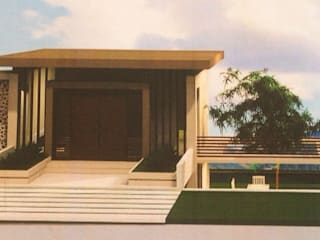 Casas minimalistas de DETAY MİMARLIK MÜHENDİSLİK İÇ MİMARLIK İNŞAAT TAAH. SAN. ve TİC. LTD. ŞTİ. Minimalista