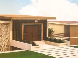 ARCHITECTURAL DESIGN HOUSE PROJECT DETAY MİMARLIK MÜHENDİSLİK İÇ MİMARLIK İNŞAAT TAAH. SAN. ve TİC. LTD. ŞTİ. Minimalist Evler