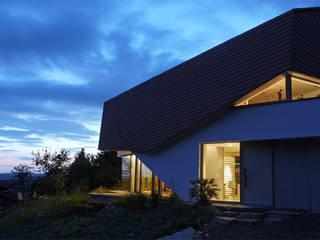 Projekty, nowoczesne Domy zaprojektowane przez K2 Architekten GbR