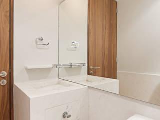 PH Andersen Baños de estilo moderno de Faci Leboreiro Arquitectura Moderno