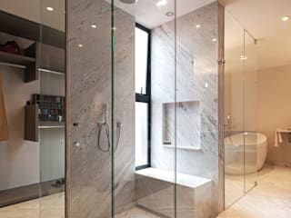حمام تنفيذ Faci Leboreiro Arquitectura
