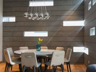 PH Andersen Comedores modernos de Faci Leboreiro Arquitectura Moderno