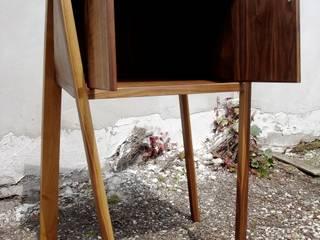 Kast 'TELGANG' small  (open):   door fridavanderpoel/atelier de bank