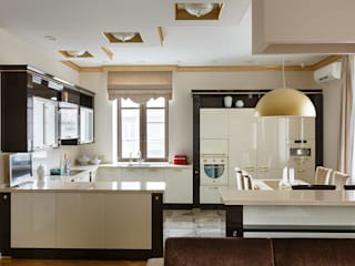 Eclectic style kitchen by KRAUKLIT VALERII Eclectic