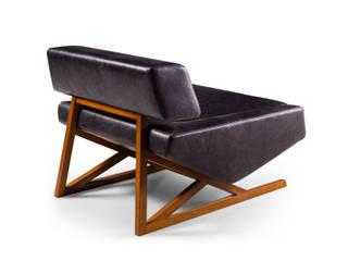 Livings de estilo moderno por Bernardo Senna Design