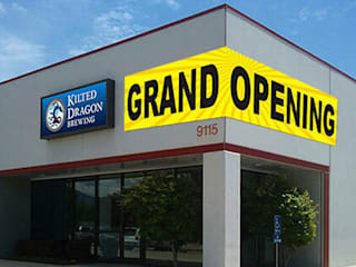 Custom PVC Banners Design Online Banner Buzz