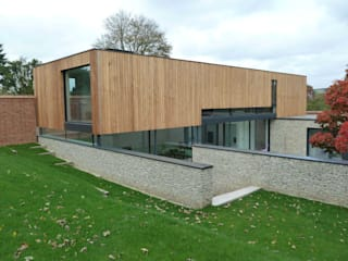 The Cheeran House John Pardey Architects