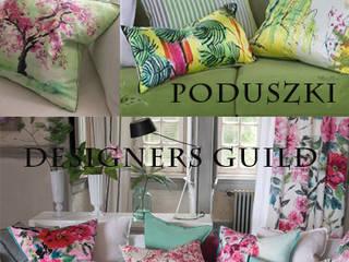 Poduszki Designers Guild: styl , w kategorii  zaprojektowany przez Decodore basic