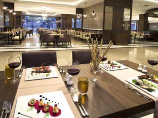 Kalya Interıor Desıgn – Ana Restoran:  tarz Yeme & İçme