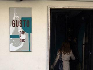 Laura Canonico Architetto Eclectische gastronomie
