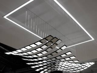 Manta Rhei:  Geschäftsräume & Stores von ART+COM Studios