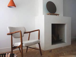 Diederik Schneemann 现代客厅設計點子、靈感 & 圖片