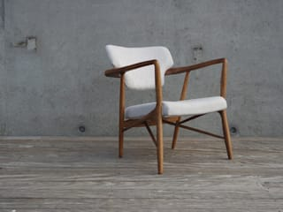 Diederik Schneemann 客廳沙發與扶手椅
