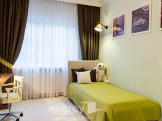 Classic Design - 230m2 Klasyczny pokój dziecięcy od TiM Grey Interior Design Klasyczny