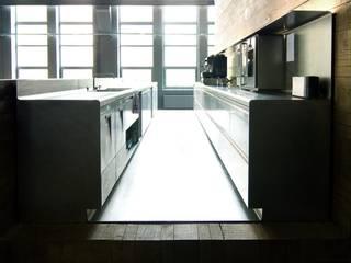 8 Meter Küche:  Gastronomie von Wiedemann Werkstätten
