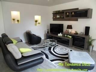 Salon moderne:  de style  par Ma Tendance Déco