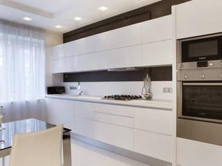 кухня: Кухни в . Автор – Studio Design-rise