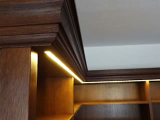 Bibliotheksschrank Arbeitszimmer von INSIDE tp Klassisch
