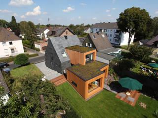 Rathscheck Schiefer und Dach-Systeme ZN der Wilh. Werhahn KG Neuss Case moderne