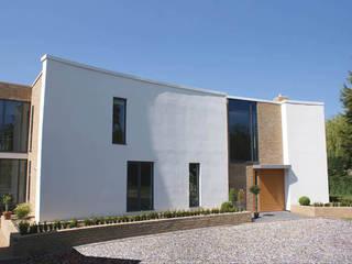 'Windrush' Derbyshire Modern houses by Rayner Davies Architects Modern