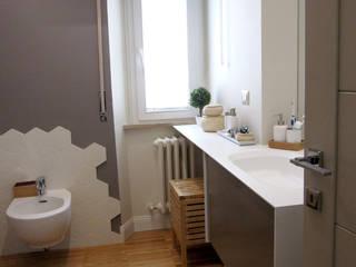 Casas de banho modernas por studio radicediuno