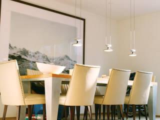 Oberrieden:  Wohnzimmer von Hans Ritschard Architekten AG