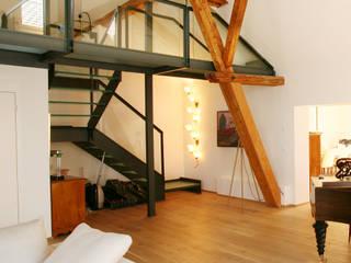 Oberrieden:  Flur & Diele von Hans Ritschard Architekten AG