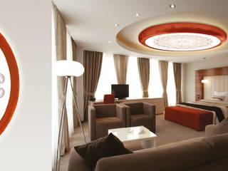 Pgt İç Mimarlık – HOOP LIGHTING:  tarz İç Dekorasyon