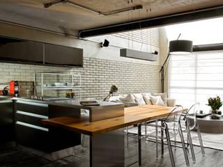 DIEGO REVOLLO ARQUITETURA S/S LTDA. 廚房