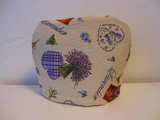 Lavendel Theemuts:   door Leonietje's