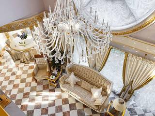Privilege Design Classic style living room