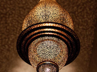 Items for Sale - Ceiling Lights and Pendants por Moroccan Bazaar Mediterrâneo