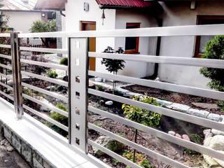 Realizacja ogrodzenia 20: styl , w kategorii  zaprojektowany przez Armet