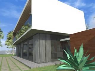 Casa na Chácara por Sérgio Machado Arquitetura