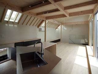 FOLD モダンな キッチン の 充総合計画 一級建築士事務所 モダン