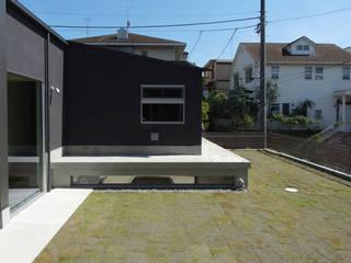 DROP ON LEAF モダンデザインの 多目的室 の 充総合計画 一級建築士事務所 モダン