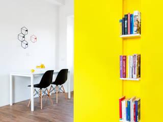 غرفة السفرة تنفيذ Maurizio Giovannoni Studio