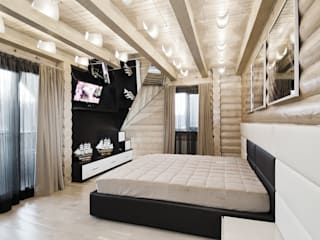 Samarina projects Colonial style bedroom