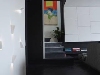 APPARTEMENT PARIS par ARTS BETON DESIGN - Créateur de béton haute couture Moderne