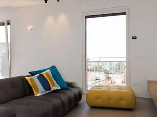 Attico R Studio Vesce Architettura Soggiorno moderno