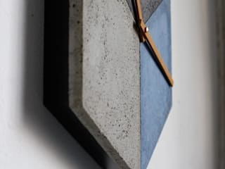cubeclock | betonUHR: modern  von betonIDEE,Modern