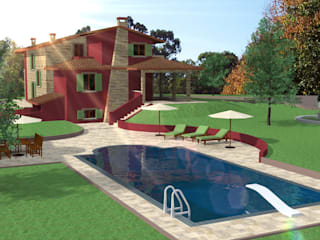 Villa in Bastia Umbra Planet G Classic style houses