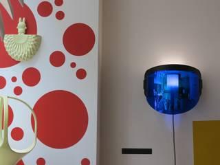 Présentation du Show-Room Bleumorange: Locaux commerciaux & Magasins de style  par Bleumorange