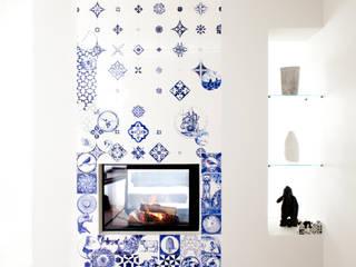fire places :  Eetkamer door José den Hartog