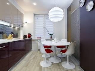 (DZ)M Интеллектуальный Дизайн Scandinavian style kitchen