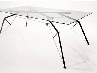 NAGI Dining Table Araña: styl , w kategorii  zaprojektowany przez NAGI