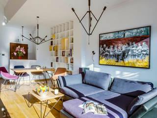 Biuro Projektowe Pióro Living room